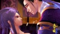 韩非一直抱着紫女,说手受伤动不了,紫女直接就是一巴掌