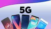 三大运营商发力5G手机:明年将低于1500元