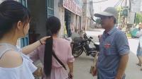 湖北襄阳:农村美女值500元的长发,为啥老板只给100多?