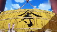 海贼王:残余的敌人竟然追了上来,路飞正好赶回,直接砸在桶下!(1)