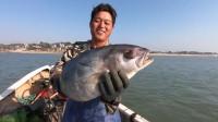 赶海大叔出海收章鱼罐,收获了5斤大章鱼和一条超大海鱼,发财了
