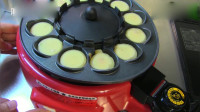 日本超火的自动翻面章鱼小丸子机,制作简单有趣