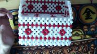 沙发纸巾盒第二部分 小崔串珠工艺品