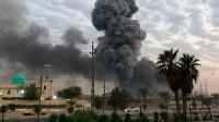 多枚火箭弹砸向美国大使馆!外交官迅速撤离,避难首选库尔德地盘