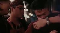 古惑仔:山鸡回来帮助陈浩南啊,这一幕也太感人了