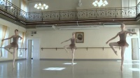 毛妹芭蕾 瓦岗诺娃舞蹈学院 考试 2018