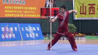 2005年第十届全运会男子武术套路预赛 男子南棍 001 袁敏(内蒙)