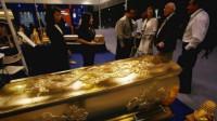 我国太原出土的金棺,鉴定为唐朝文物,专家到场却不敢开棺!