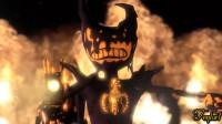 班迪与油印机动画:黑化爱丽丝对抗黑化班迪!