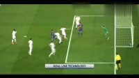 巴萨苏牙门前神奇头球 梅西任意球打飞 内马尔创造经典世界波