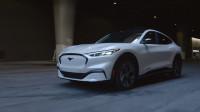 魅力超越特斯拉?全面点评福特首发Mustang Mach-E电动车