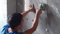 900x1800瓷砖墙地通缝,这样档次的卫生间,谁看了都会说好