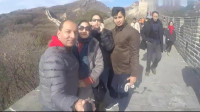 老外在中国:印度一家人,中国旅行游,来了都不想回去了