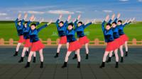 广场舞《最炫民族风》凤凰传奇经典之歌,给我们带来了太多的欢乐