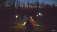 你想在野外享受一顿篝火大餐吗?惊险刺激的一夜,一起来见识下!
