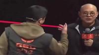 娱乐:李连杰反手要摔吴京,吴京的一句话太搞笑了,真爷们!