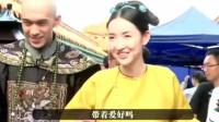 演技派:周陆啦王玉雯片场撒糖,吃瓜群众直呼:锁了锁了!