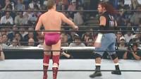 WWE:送葬者小弟玩心机,自己吸引裁判注意,让兄弟偷袭白哥
