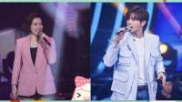 当年的偶像歌手徐怀钰,事业下滑现身综艺,干练短发气质十足