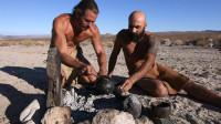 野外生存 原始技能 生存哥 沙漠生存体验
