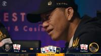 【小米德州扑克】超高额局 1 2019传奇扑克黑山站
