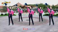 梦中的流星广场舞《圣诞欢腾》 原创32步基督教舞蹈附分解动作  编舞:晓茹   舞蹈:晓茹