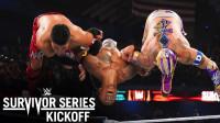 【幸存者大赛 2019】NXT轻量级冠军争夺 里奥vs卡里斯托vs户泽阳