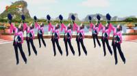 梦中的流星广场舞《得人渔夫》 原创32步基督教手花舞附分解动作   编舞:凤梅   舞蹈:晓茹