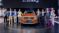 起亚新一代K3 EV迎来首秀 全新一代傲跑首创包牌价上市