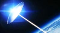 把一个直径1公里的凹镜,放在地球轨道上,会发生什么事情?