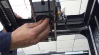 WEEDO F152S 3D打印机 更换喷头组件