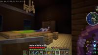 我的世界1.14.4生存105:远程弓箭把唤魔者直接干掉