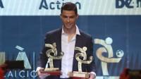 C罗当选意甲上赛季MVP,为领此奖缺席金球奖典礼