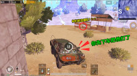 冰糖游戏:决赛圈跳上敌人的装甲车,司机开麦想骗我下来?没门