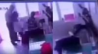 江苏一小学60岁保安传达室猥亵女学生官方:已被刑拘