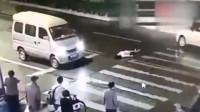 这是车祸还是自杀?家人看了监控瞬间沉默了