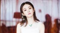 赵丽颖产后首晒全脸自拍少女感十足