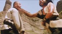 少林俗家弟子:武僧教头与孤胆刀客约战断头崖,招式凌厉拳脚生风