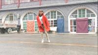 你那里下雪了吗,强晶鬼步舞《深圳欢迎你》精彩分享