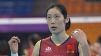 朱婷受伤天津女排救赛点3-2险胜,夺得世俱杯首胜