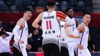 深圳VS四川 CBA联赛第13轮