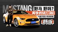 野马 野吗?再快的Mustang也追不回少年时的他! | 韩贩