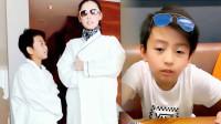 9岁小Q越来越像张柏芝,还给小王子当起老师,唯独大儿子又缺席