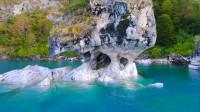 时间痕迹的体现!最美的大理石洞穴,历经6200年的冲刷而成