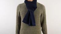 7种男士围巾系法,赶紧学起来哦小姐姐们可以帮男朋友收藏起来哦