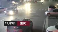 重庆一男子醉酒逃逸被抓,当场打110求助:我喝了酒,有人逮我!