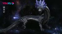 小黑龙不愧是玄霜巨龙,化出龙身一口冰霜,威力当真是不凡!