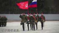 来感受下俄罗斯国家级仪仗队的霸气!士兵这气势可谓霸气