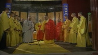 少年张三丰:少林袈裟被偷,众僧恼怒,袈裟是达摩祖师传下来的!