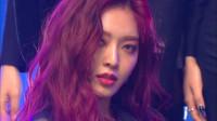 AOA回归音乐银行新舞台,又飒又性感的天使